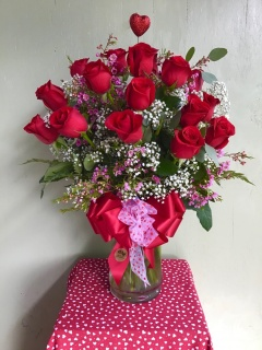 #9 - Our Spectacular Two Dozen Roses