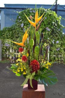 Tall Tropical Arrangement (3)