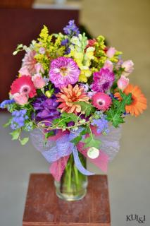 Colorful Arrangement