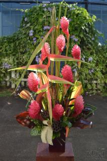 Tall Tropical Arrangement (1)