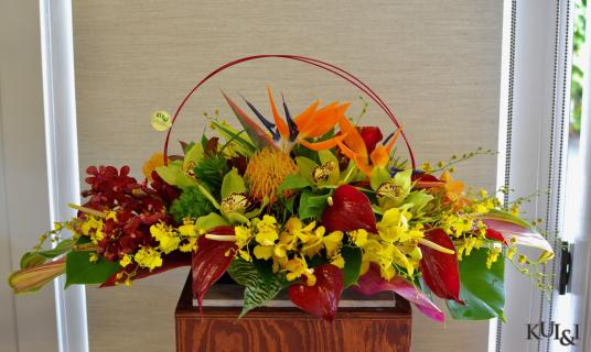 Tropical Centerpiece (1)