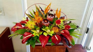 Tropical Centerpiece (2)