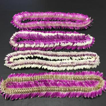 Flat Specialty Orchid Leis