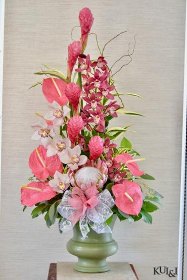 Cymbidium Arrangement