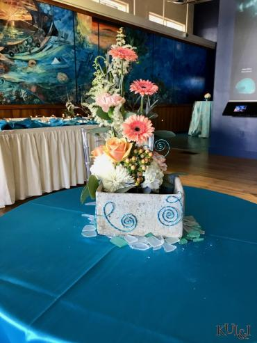 Ocean Table-piece
