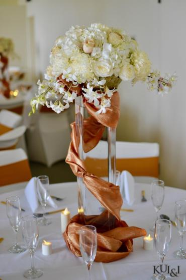 High Rising Centerpiece