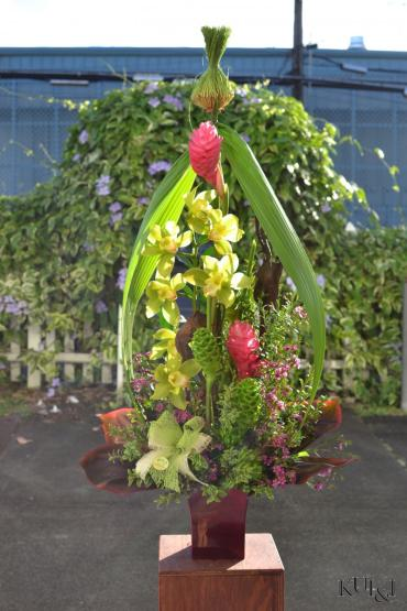 Tall Tropical Arrangement (5)