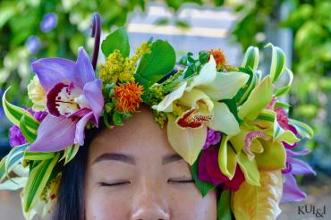 Tropical Flower Crown 2