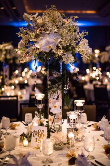 Centerpieces by Candlelight
