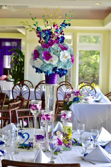 High-Rise Centerpiece